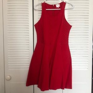 Parker Flair Sleeveless Dress